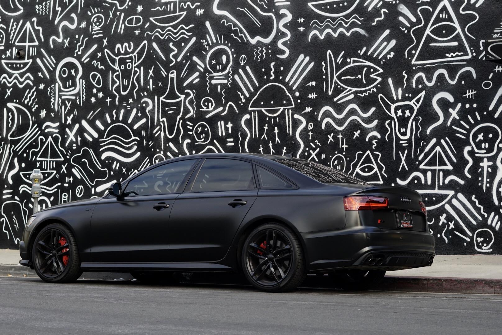 audi s6  u2013 customization trends