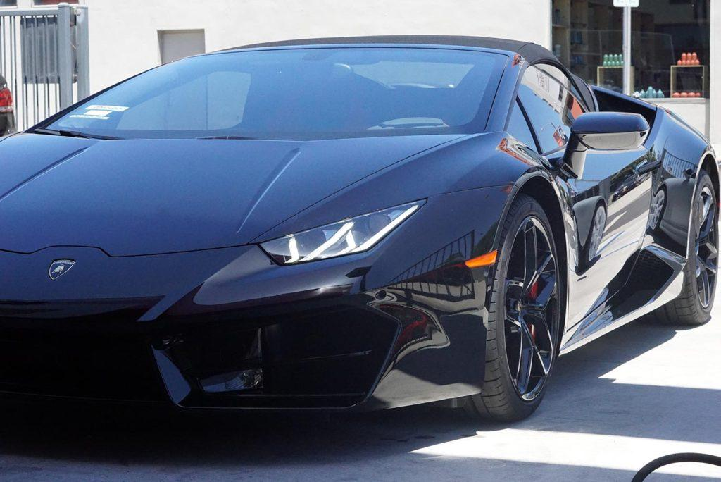 Aerodynamics Performance - Lamborghini-3