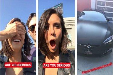 Actress Nina Dobrev Gets 'Sweet Sweet Ride' from Innovative Auto Craft