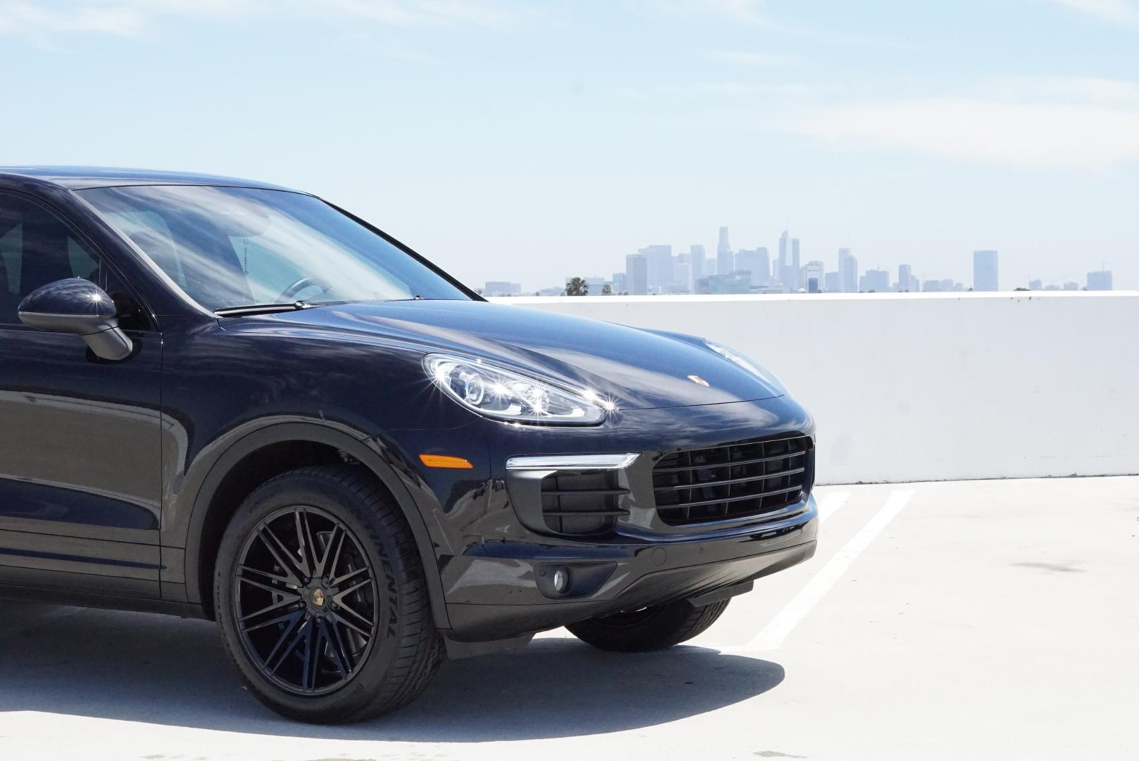 Custom Rennen Wheels for Porsche Cayenne