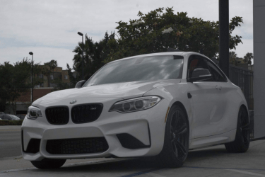 Protecting the Goods: BMW M2