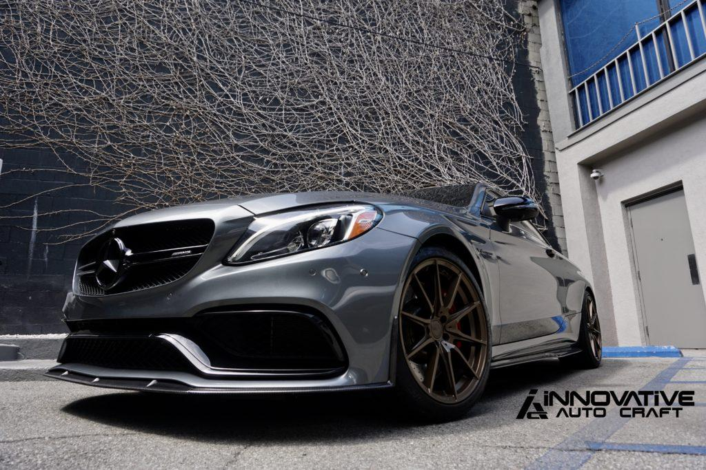Guess Who's Back: Mercedes Benz C63
